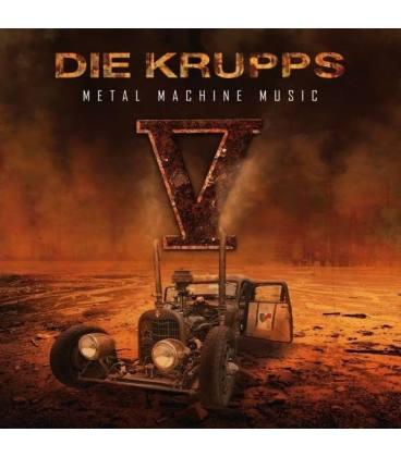 V - Metal Machine Music-2 CD