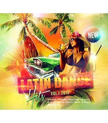Latin Dance Hits 2015-2 CD