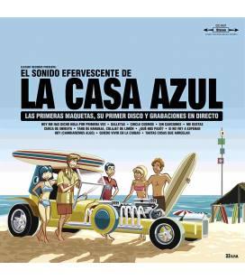 El Sonido Efervescente De La Casa Azul - Edicion Especial 25º Aniversario-2 LP
