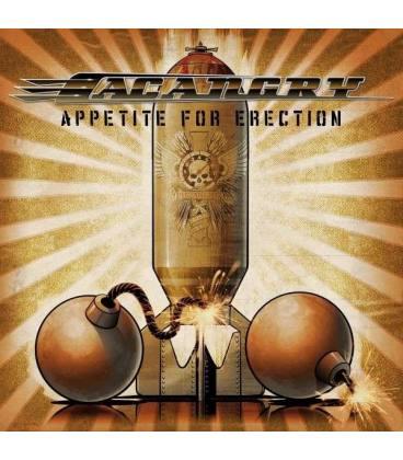 Appetite For Erection-1 CD