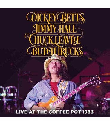 Live At The Coffee Pot 1983-1 CD