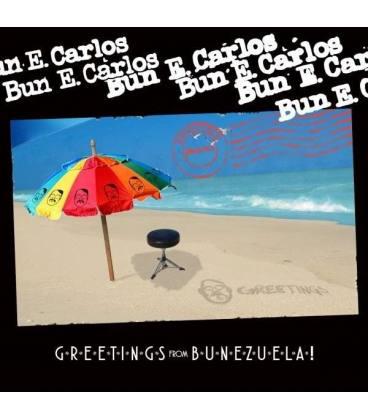 Greetings From Bunezuela-1 CD