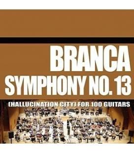 Symphony No. 13 (Hallucination City) For 100 Guitars-1 CD