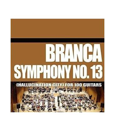 Symphony No. 13 (Hallucination City) For 100 Guitars-1 CD