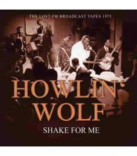 Shake For Me - Radio Broadcast 1975-1 CD