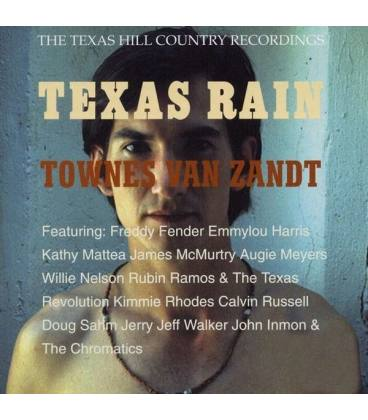 Texas Rain-1 CD