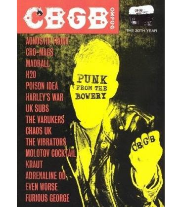 Cbgb - Punk From The Bowery-1 DVD