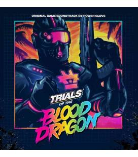 Trials Of The Blood Dragon Original Game Soundtrack-2 LP