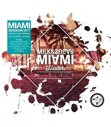 Miami Sessions 2017-1 CD