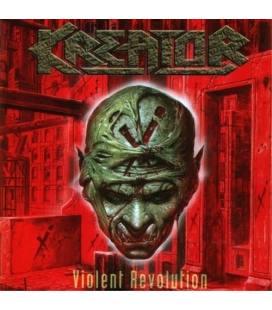 Violent Revolution-2 LP+1 CD
