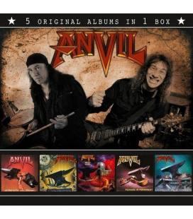 5 Original Albums In 1 Box-5 CD