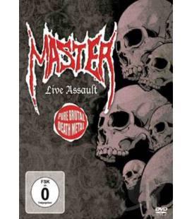 Live Assault-1 DVD