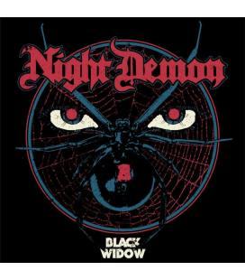 "Black Widow-1 LP 7"""