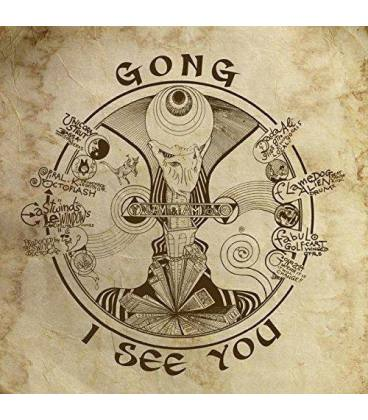 I See You-1 CD
