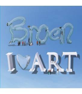 I <3 Art CD