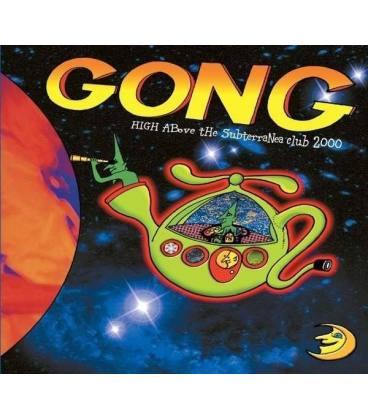 High Above The Subterranea Club 2000-1 CD+1 DVD