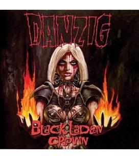 Black Laden Crown-1 LP