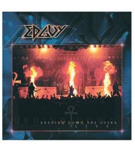 Burning Down The Opera Live-2 CD