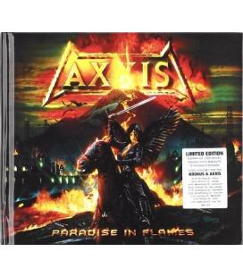 Paradise In Flames-Ed.Ltd.-DIGIBOOK CD