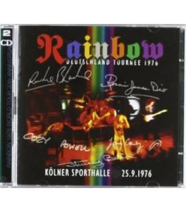Live-Sporthalle Kolne 25.9.76-CD
