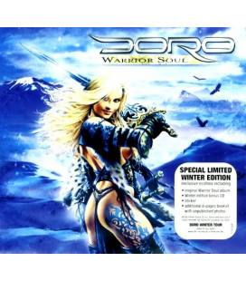 Warrior Soul Winter Edition-DIGIBOOK 2 CD
