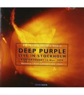 Live In Stockholm 1970-2 CD