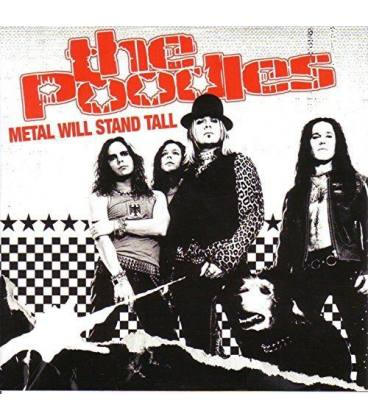 Metal Will Stand Tall-CD