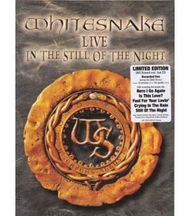 Box-Live-In The Still Of The Night-BOX DVD+CD