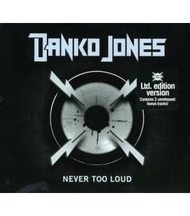Never Too Loud-DIGIPACK CD