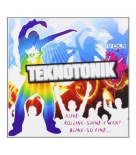 Teknotronik Vol.1-CD