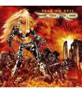 Fear No Evil-CD