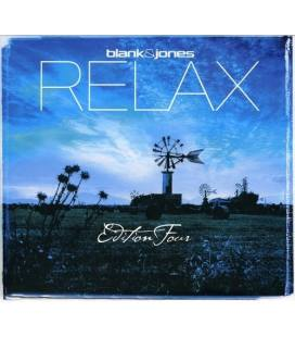 Relax Edition Four-BOX 2 CD