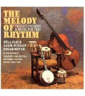 The Melody Of Rhythm-CD