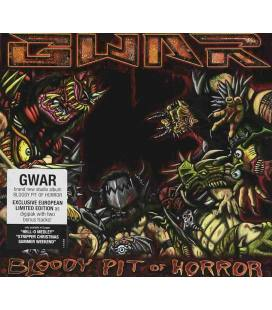 Bloody Pit Of Horror-DIGIPACK CD