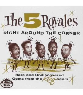 Right Around The Corner - Rare And Undis-CD