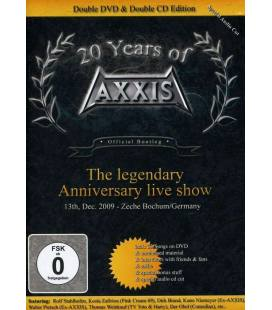 The Legendary Anniversary Live Show-2 CD+2 DVD