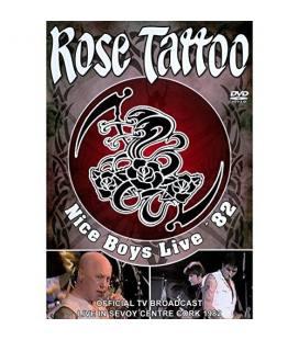 Nice Boys Live 82-DVD