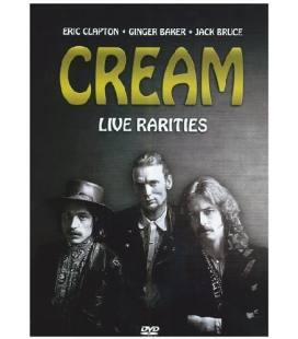 Live Rarities-DVD