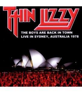 Live In Sidney, Australia 1978
