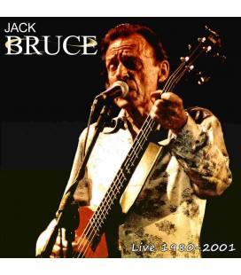 Live 1980-2001-CD