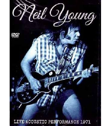 Live Acoustic Performance 1971 (1 DVD)