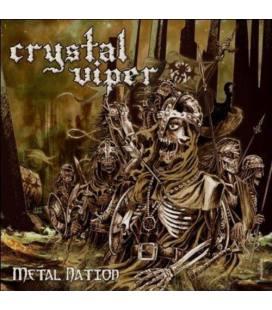 Metal Nation-CD
