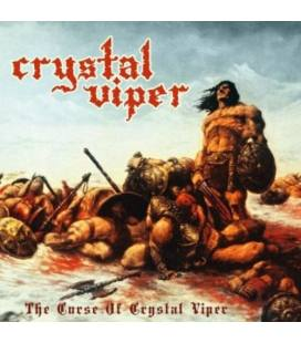 The Curse Of Crystal Viper-CD