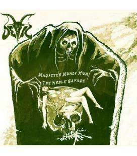 Magister Mundi Xum/The Noble Savage-CD