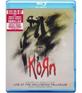 Live At The Hollywood Palladium-BLU RAY+CD