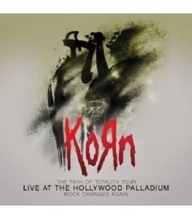 Live At The Hollywood Palladium-DIGIPACK CD+DVD