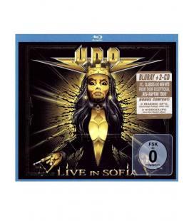 Live In Sofia-DIGIPACK BLU RAY+2 CD