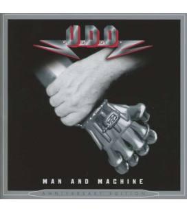 Man And Machine-CD