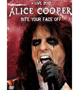 Bite Your Face Off-Live 2012-DVD