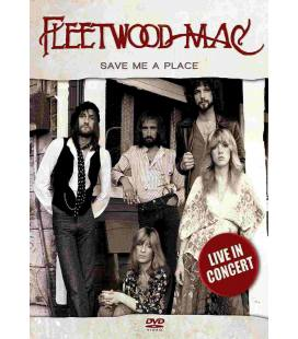 Save Me A Place - Live In Cocert 1982-1 DVD